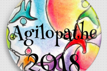 Badge Agilopathes 2018