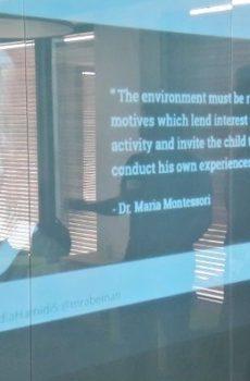 À la découverte de Montessori Extended